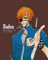 Badou---Short Hair by Rekusu