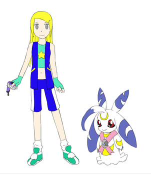 Digimon and partner by DigitalSonicFreak16