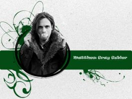 Matthew Gray Gubler by Fircorwen
