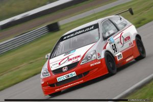 Honda Civic BTCC livery by andyblackmoredesign