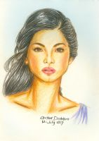 Angel Locsin by nurikane