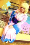 Wishing Well Contemplation by BubblesofRinia