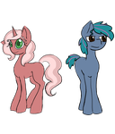 [Adopt: Open] Random Ponies adopt by hylidia