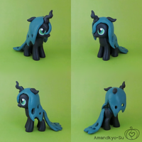 Filly Chrysalis Custom by Amandkyo-Su