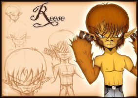 Reese concepts by leoslim