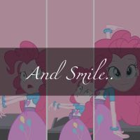 And Smile / Pinkie by CandySunLight