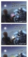 What A Golem Wants by yohunny