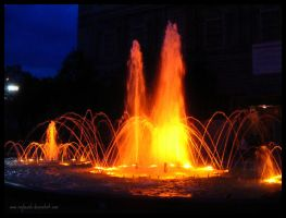 Fountain of Flames 386 by caybeach