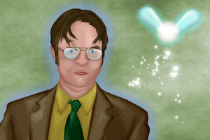 Dwight Schrute by GronHatchat
