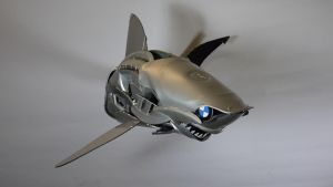 BMW Shark by HubcapCreatures