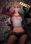 Harleyquinn suicide squad by Appleonz