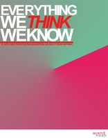 everythingwethinkweknow by DesignersJunior