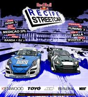 flyer - Recife Street Car by lcdesigner