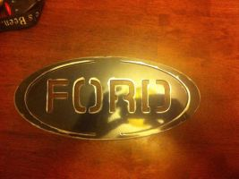 FORD by Wildwolfchild