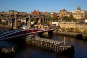 Newcastle City by scotto