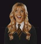 Heather Morris as Hufflepuff by N0xentra