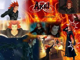 Axel Wallpaper by xkidrogue