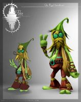 Royal Gardener - Concept and Model by CityState