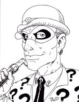 Riddler by Crash2014