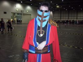 Anime Expo - Auron by BabemRoze