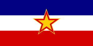 Alt Flag - SFR of Yugoslavia by AlienSquid