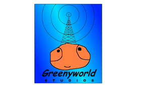 Greenyworld Studios logo by MamonFighter761