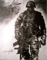 Bad Company Soldier by Defiant2Death