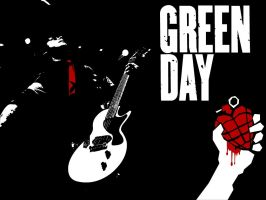 Green Day by flashrevolution
