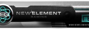 New Element Gaming Web Banner by blue2x