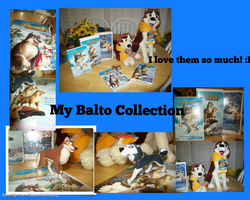 My Balto Collection So Far :D by BeautifulHusky