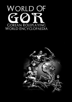 World of Gor Cover by GRIMACHU