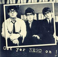 NERD Beatles by gAvrieLa-BremOnt