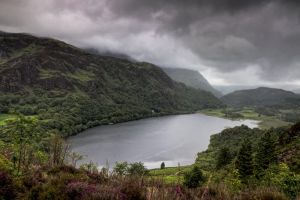 Llyn Dinas 4 by CharmingPhotography