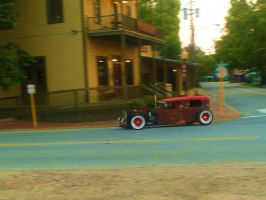 Rat Rod For a Redneck by SwiftWindSpirit