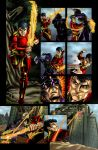 Legends of Candralar - Zadon leads his forces by Candralar
