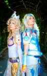 FINAL FANTASY IV Cosplay VI by Phadme