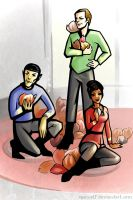 Tribbles by spanielf