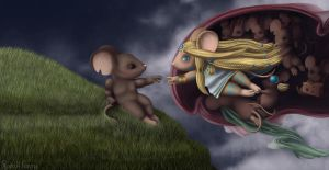 The Creation of a mouse by phfc