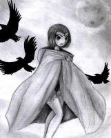 Raven by Smmerf