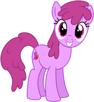 Berry Punch as seen in 'Leap of Faith' by bluemeganium