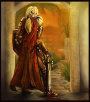 Lannister Knight by capefoxalix