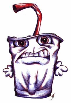 Master Shake by Spica2041
