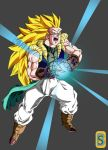 Gotenks ssj3 heroes by bloodsplach