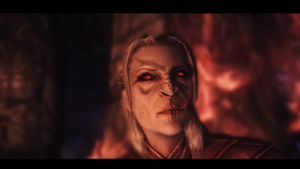 Dawnguard's vampires. by TheDrugInMeIsYou00