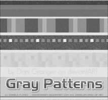 Gray patterns by danigranger