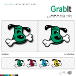 GrabIt Dock Icons by lilshizzy