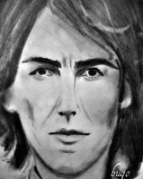 George Harrison by hugomaster5