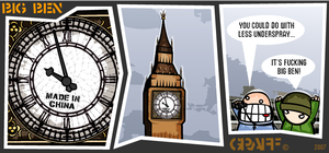Graff - Big Ben by ThePpeGFX