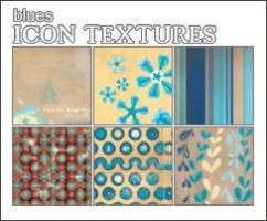 Icon Textures: Blue by v3rtex
