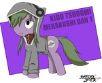 Anime Ponified - Kagerou project: Kido Tsubomi by WhiteCraken